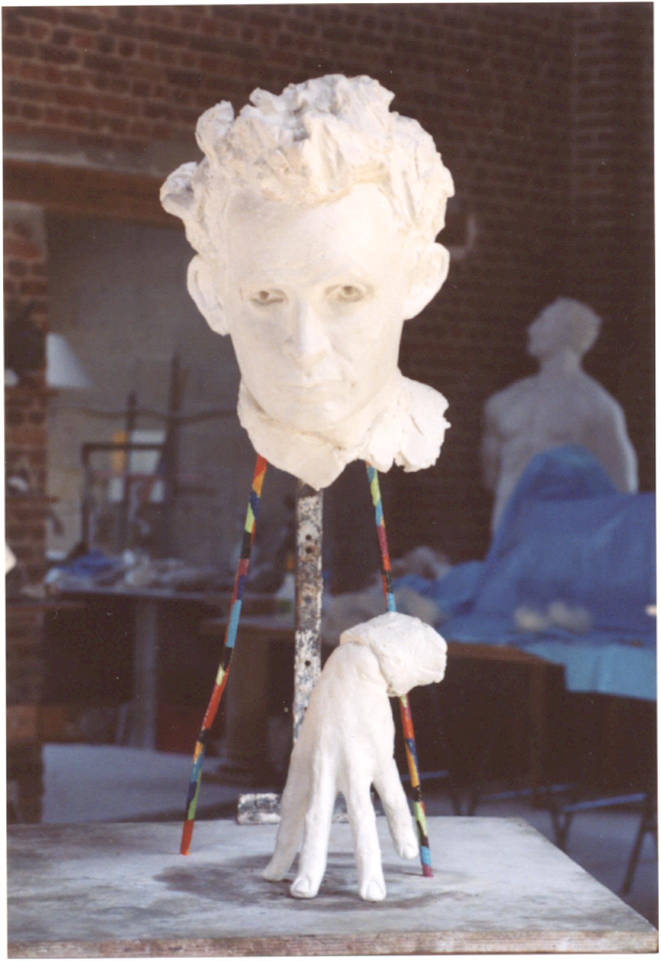 Egon-Schiele-Roger-Vene-Platre-H94cm-1