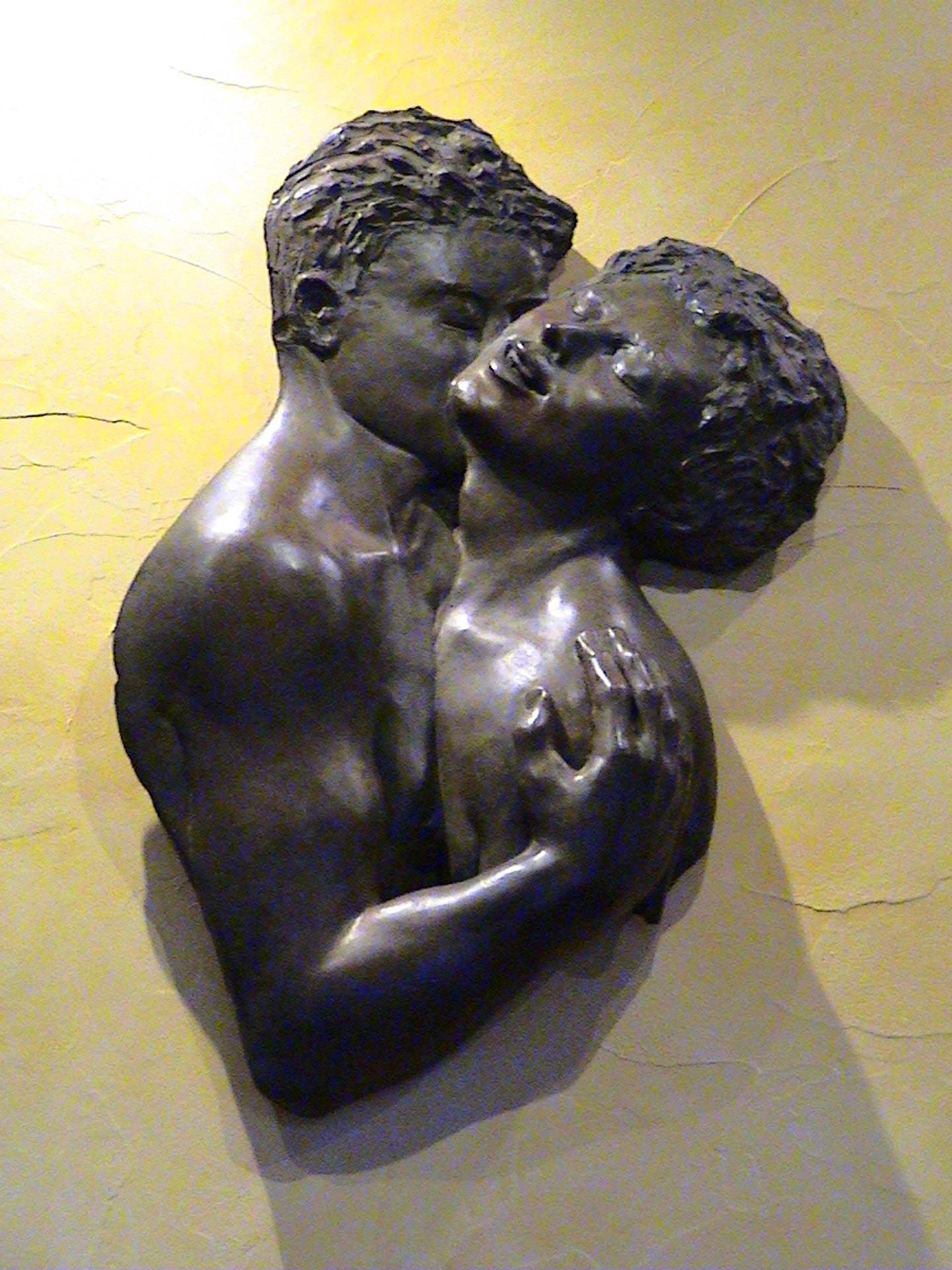 Etreinte-86cm-Bronze-2