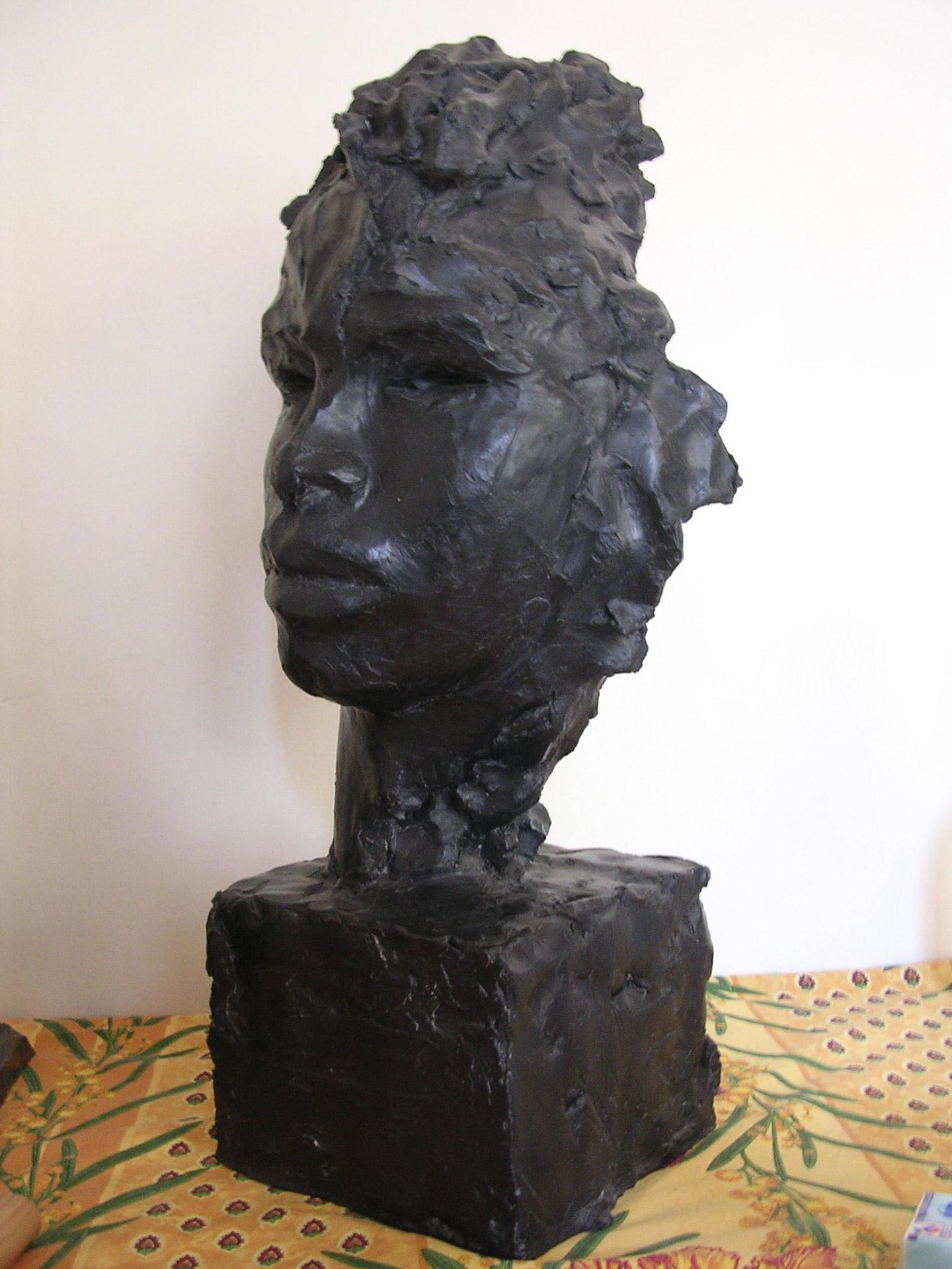 Jeune-Homme-Resine-noir-H61cm-Roger-Vene-2