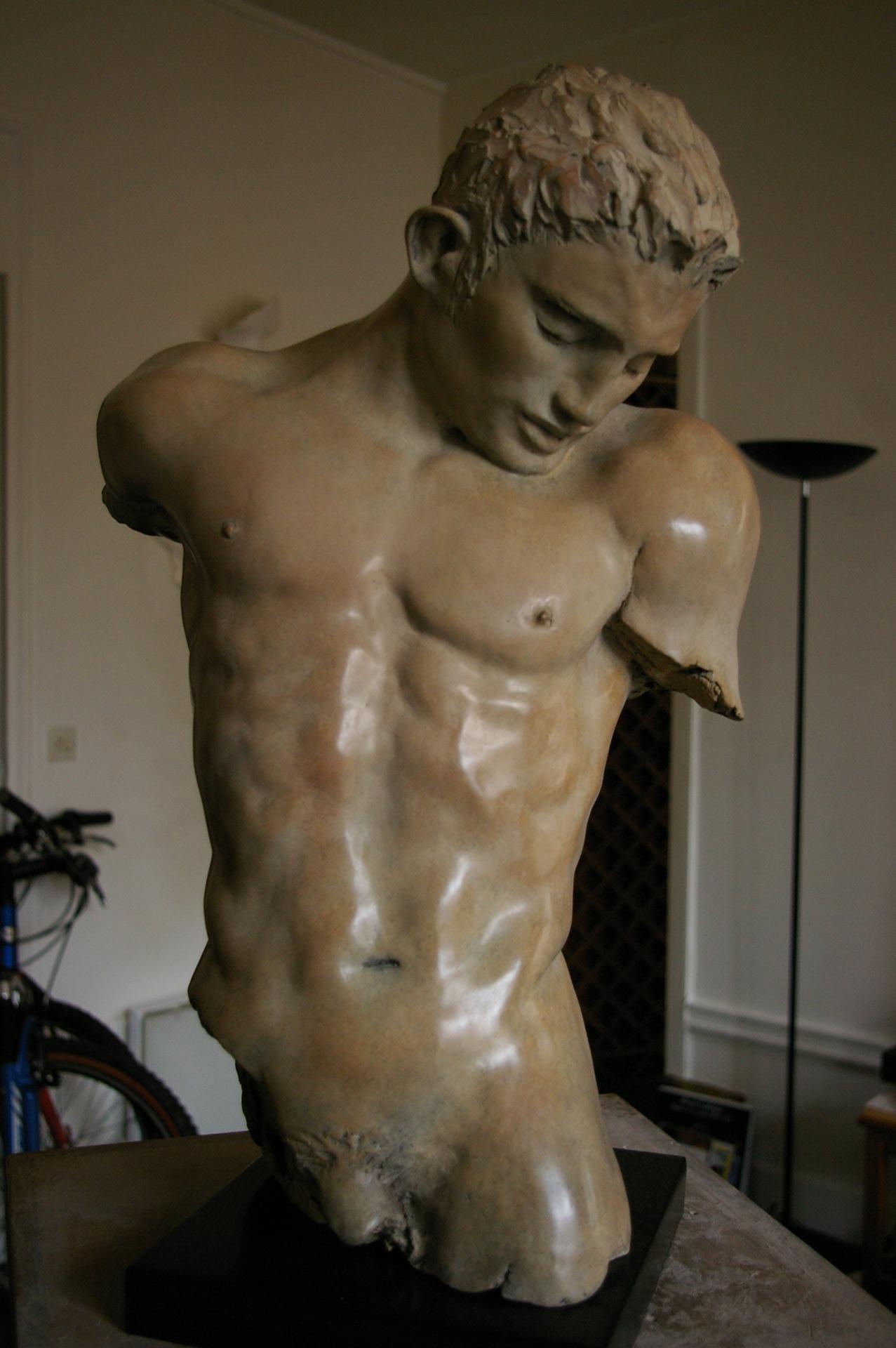 Petit-Centaure-Rebelle-H60cm-Bronze-Roger-Vene-10