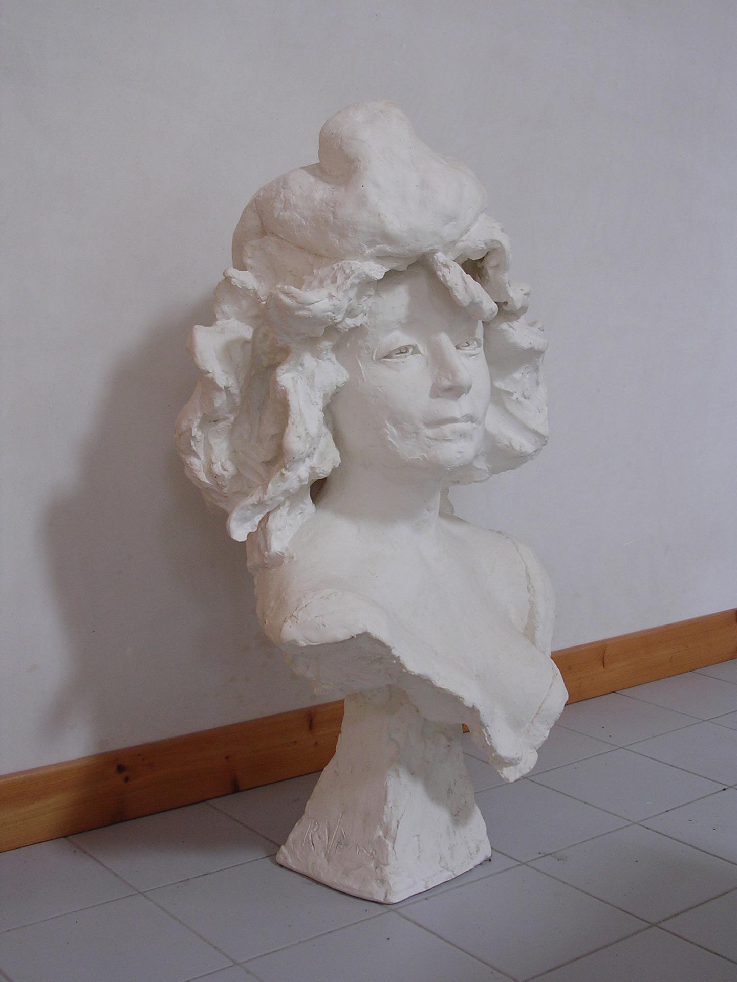 Regine-Desfforges-en-marianne-H80cm-Platre-1